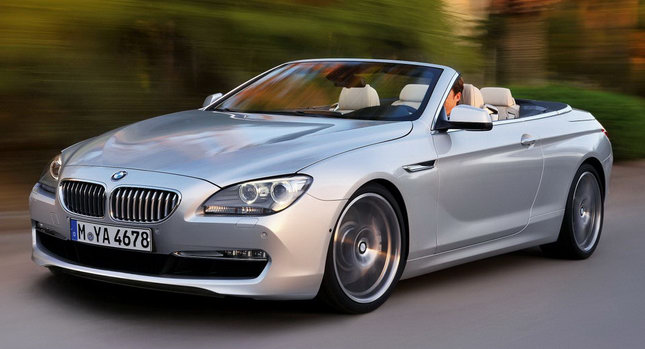 New BMW Series Convertible Revealed BenAutobahn - 2011 bmw 650i convertible for sale