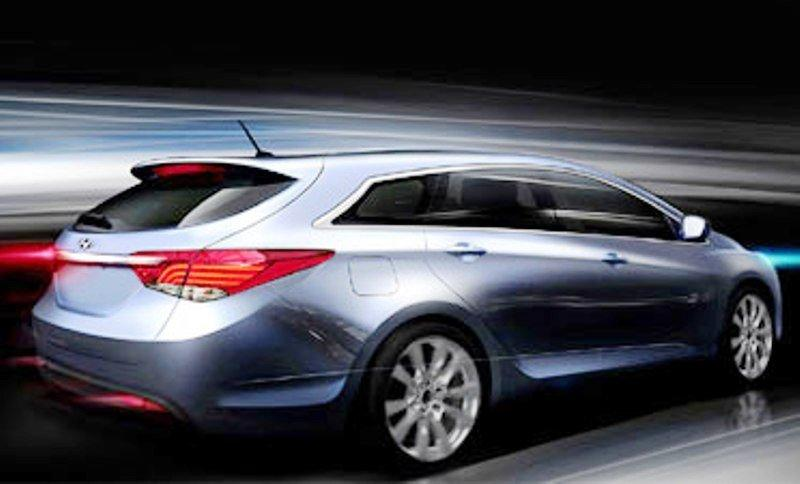 Hyundai reveals teaser sketches of their upcoming i40! – BenAutobahn