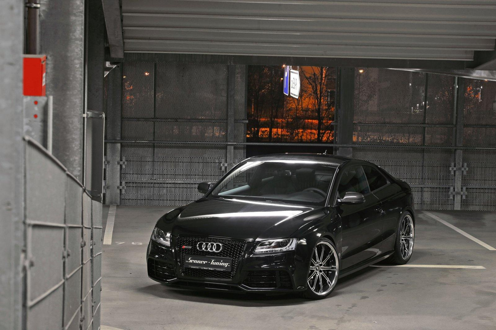 500hp Audi RS5 by Senner