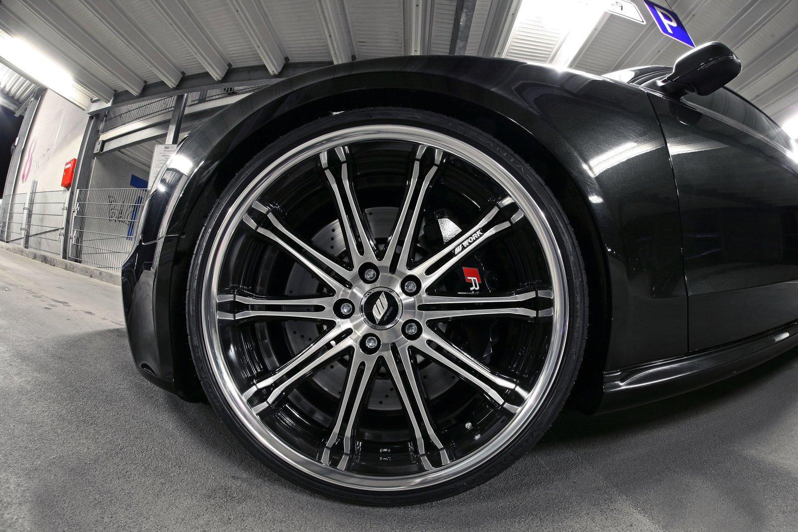 500hp Audi Rs5 By Senner Tuning Benautobahn