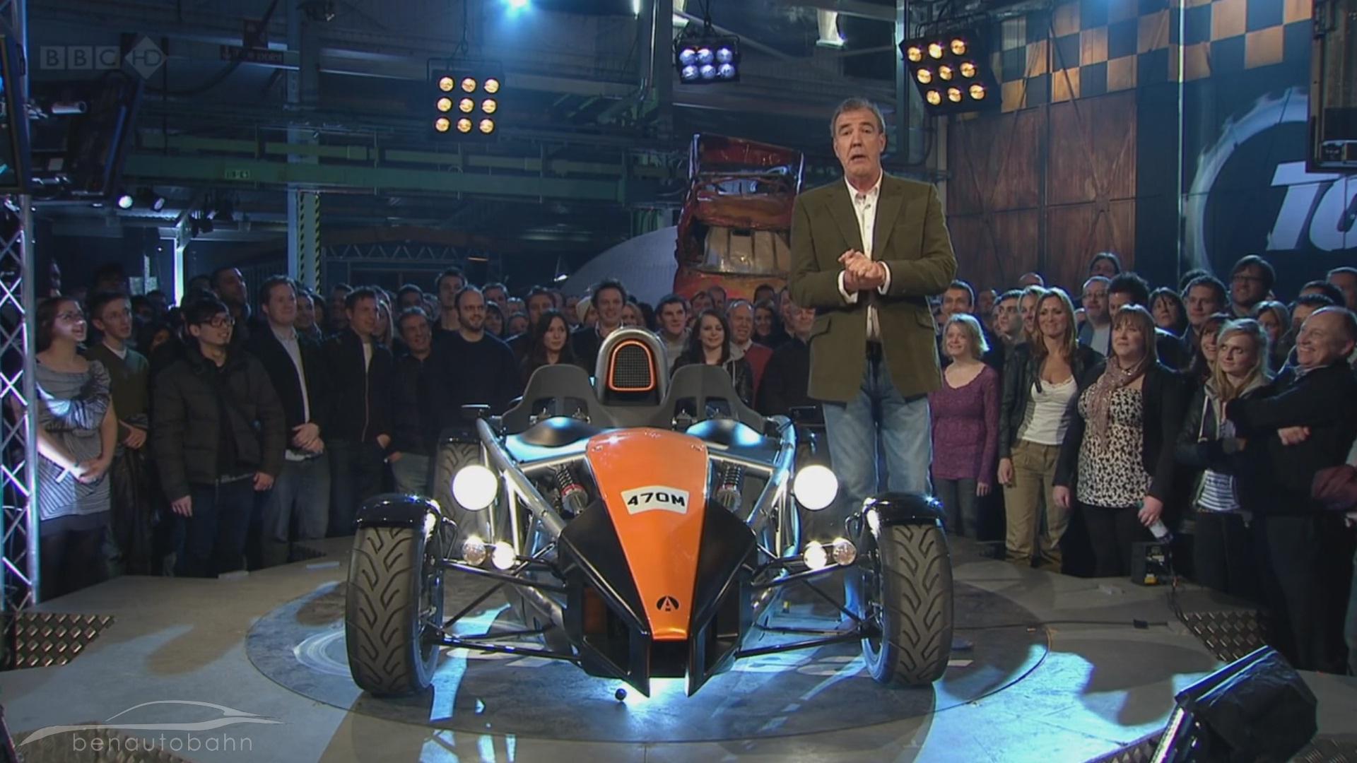 Top Gear Season 16 Episode 1 review – BenAutobahn