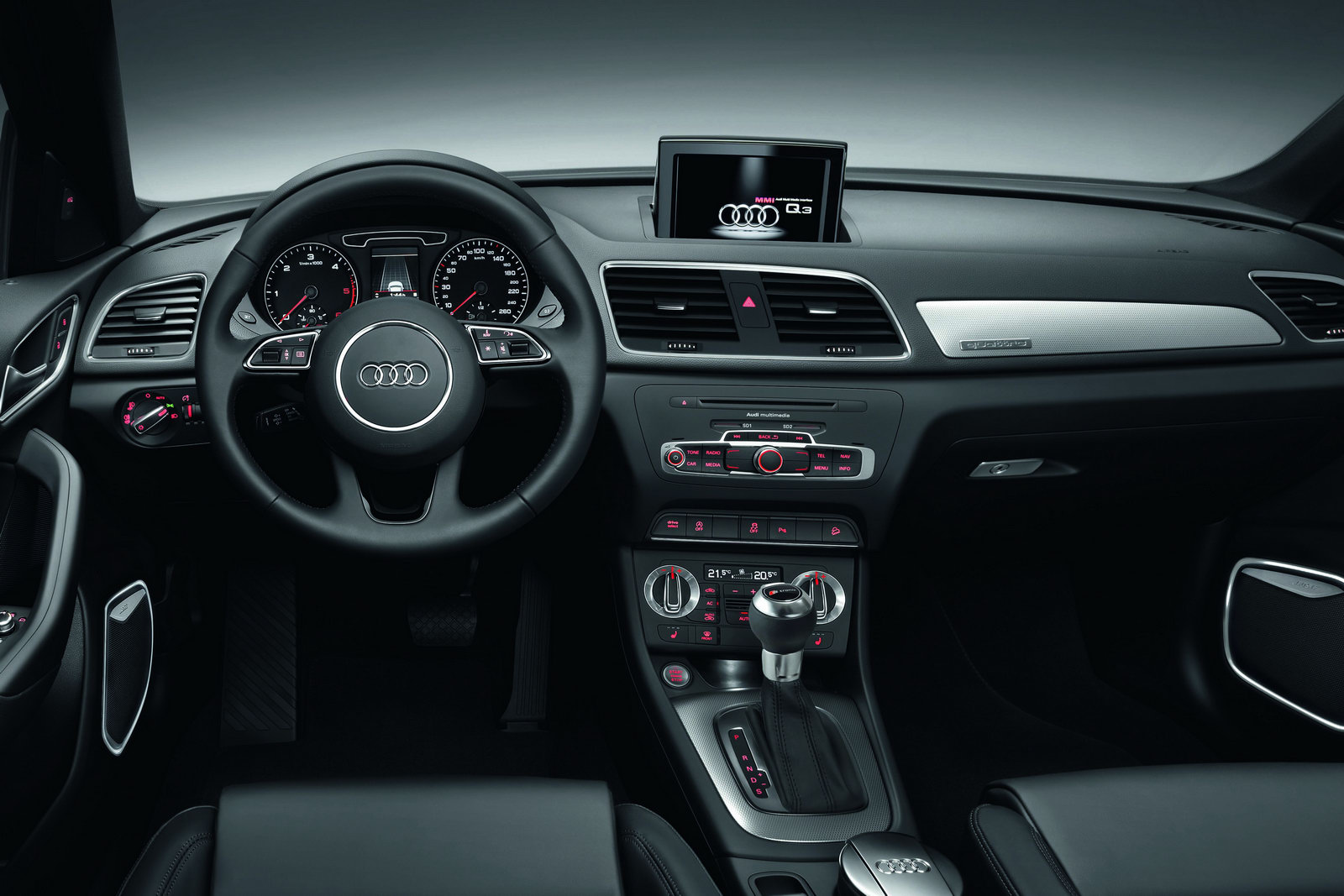 Kelebihan Audi Q3 2011 Review