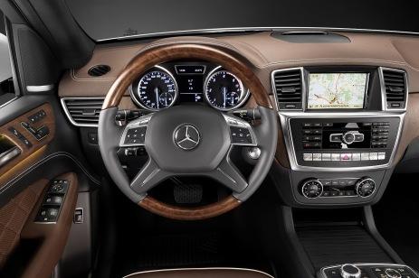 All new Mercedes-Benz M-Class