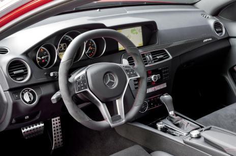 Mercedes-Benz C63 AMG Black Series