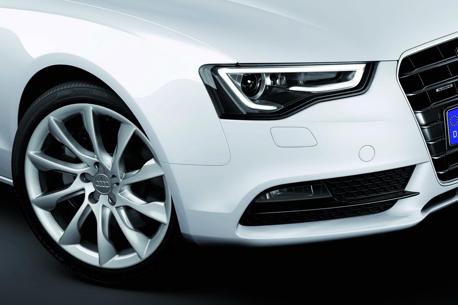 2012 Audi A5 Model Range And S5 Facelift Revealed Benautobahn