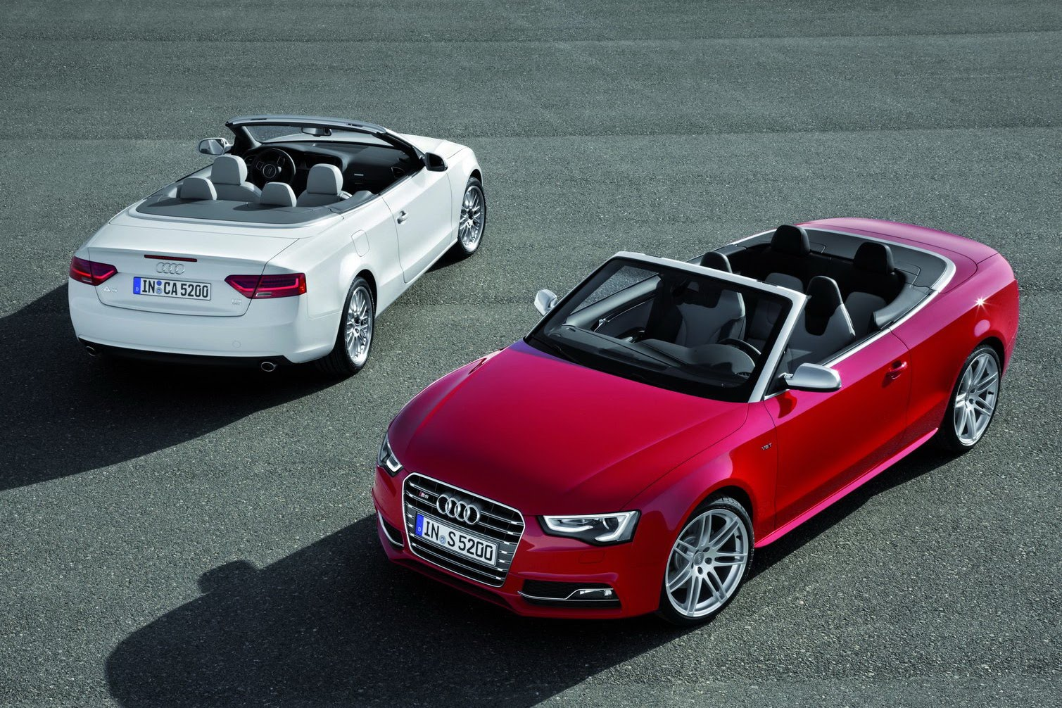 Audi A Model Range And S Facelift Revealed BenAutobahn - All audi a models
