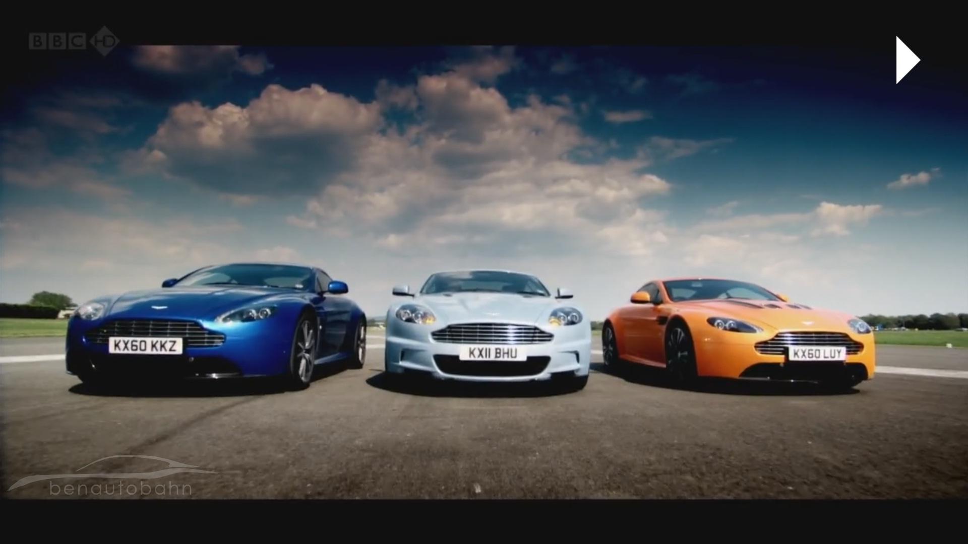 Fascinantan Oprema Bolan Top Gear Aston Martin Db9 Kennethweines Com
