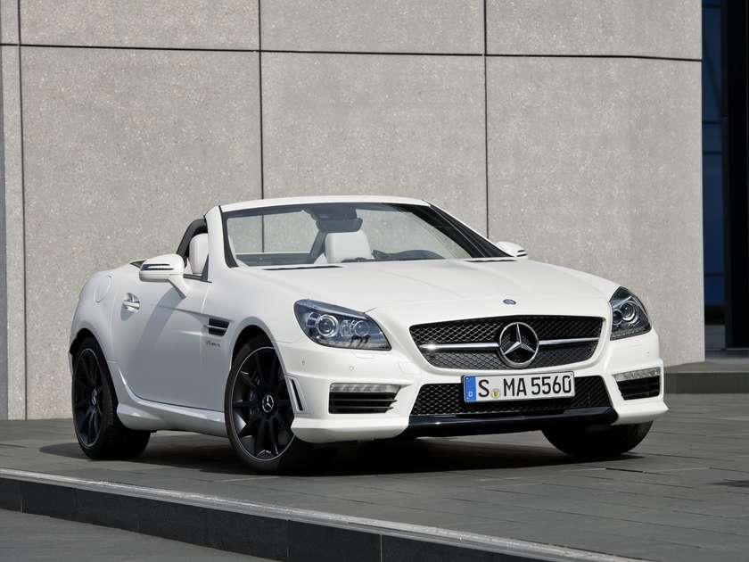 Mercedes slk 55 amg for sale