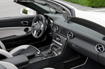 2012 Mercedes-Benz SLK55 AMG