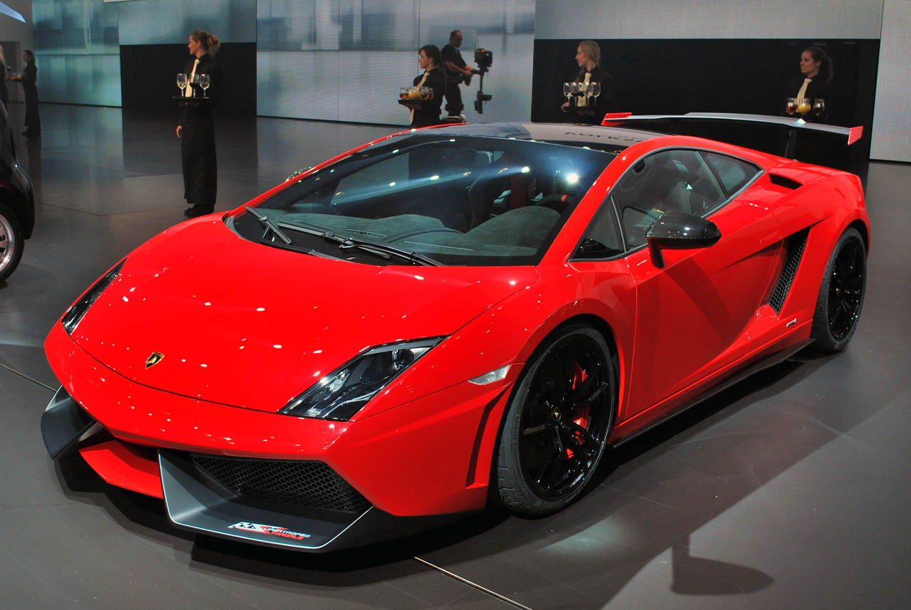 Lamborghini Gallardo LP 570 4 Super Trofeo Stradale