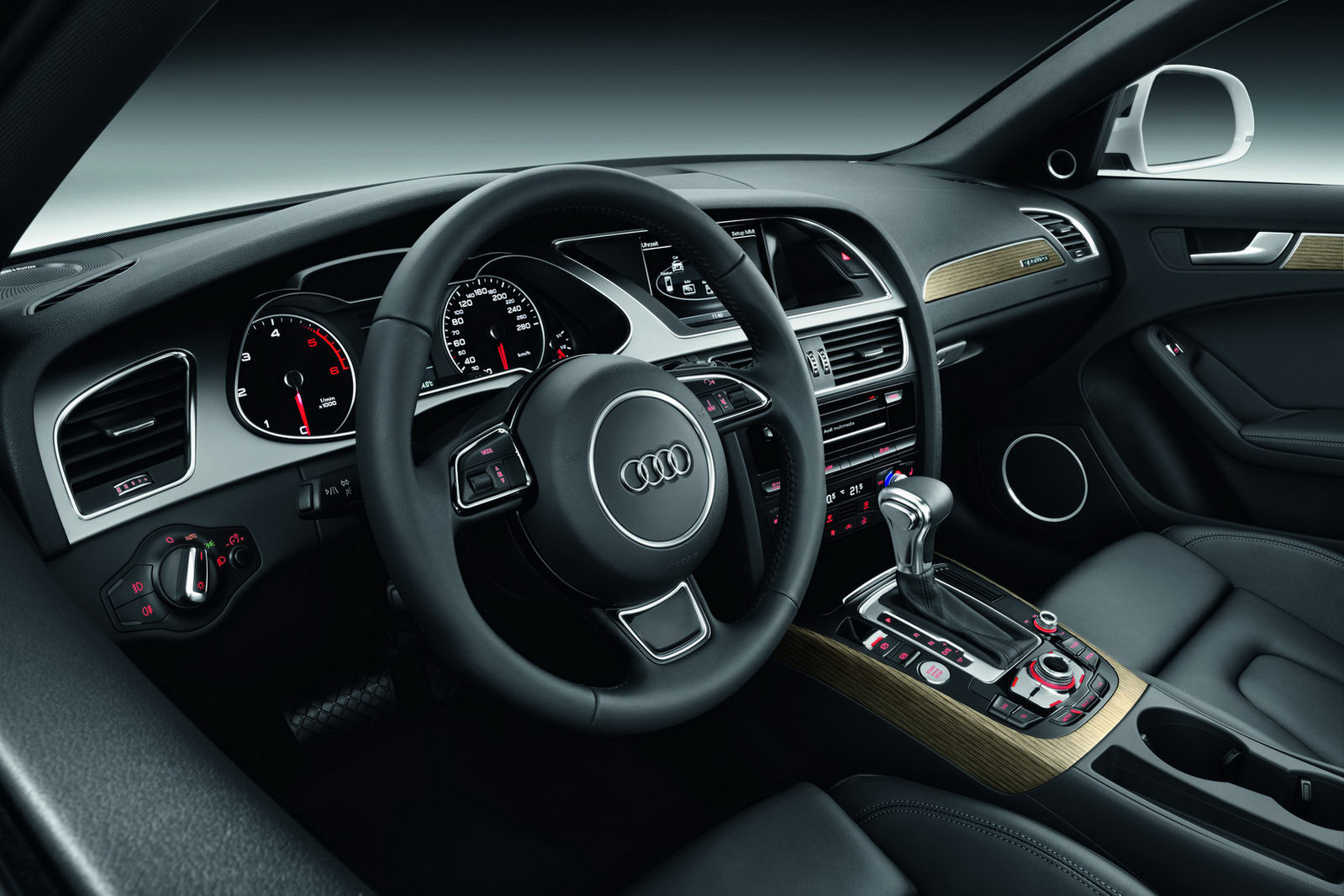 2012 Audi A4 Facelift Revealed Benautobahn
