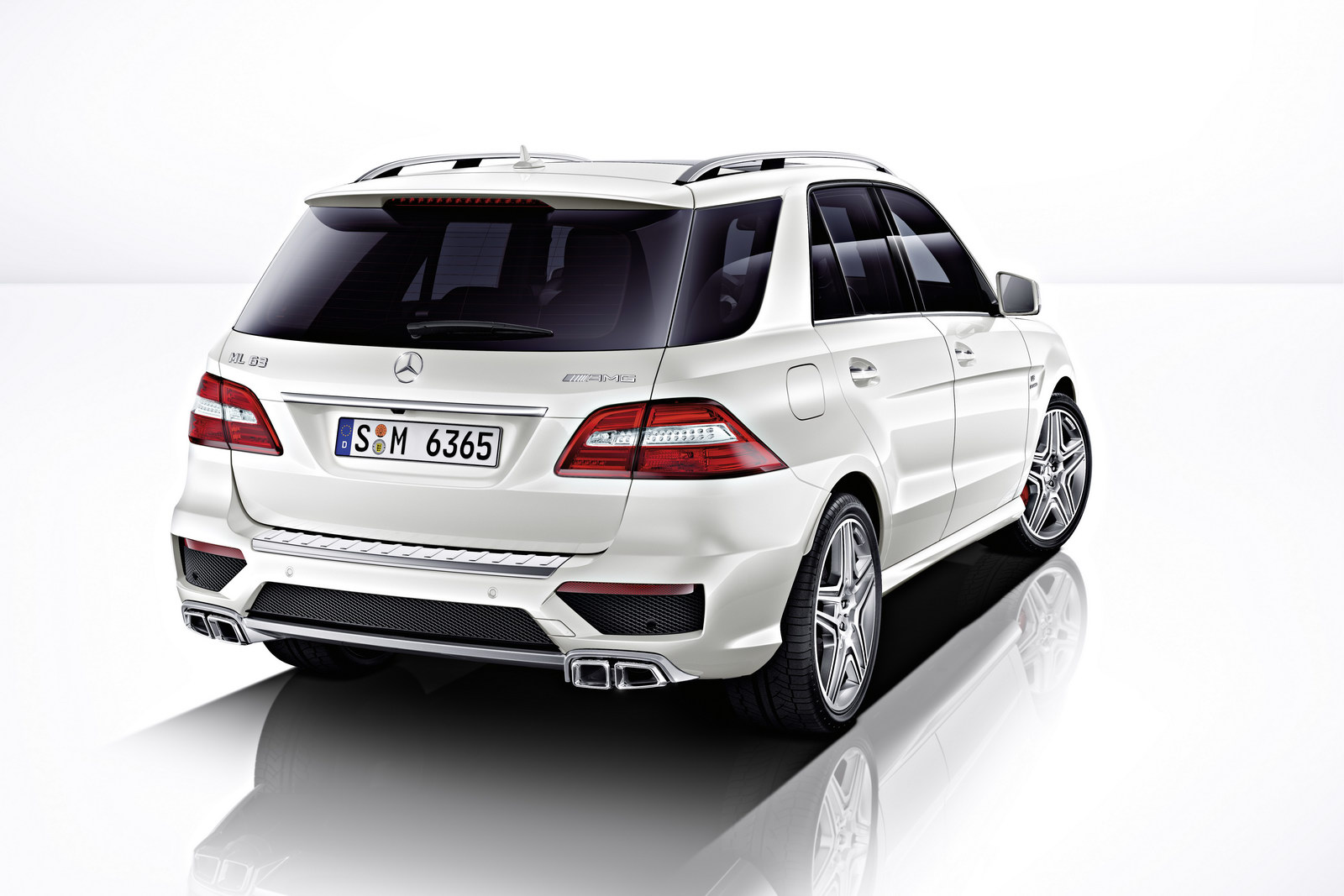 all new mercedes-benz ml 63 amg officially revealed! – benautobahn