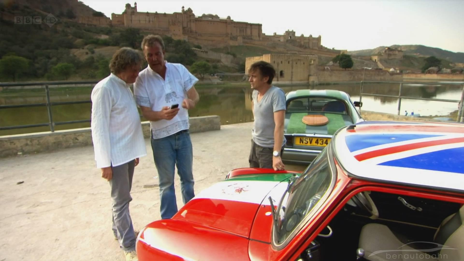Top Gear Specials