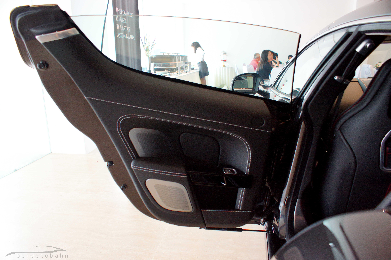 Aston Martin Rapide S media preview