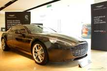 Aston Martin Rapide S media preview