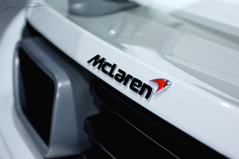 McLaren MP4-12C Malaysia preview