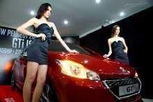 Peugeot 208 GTi launch