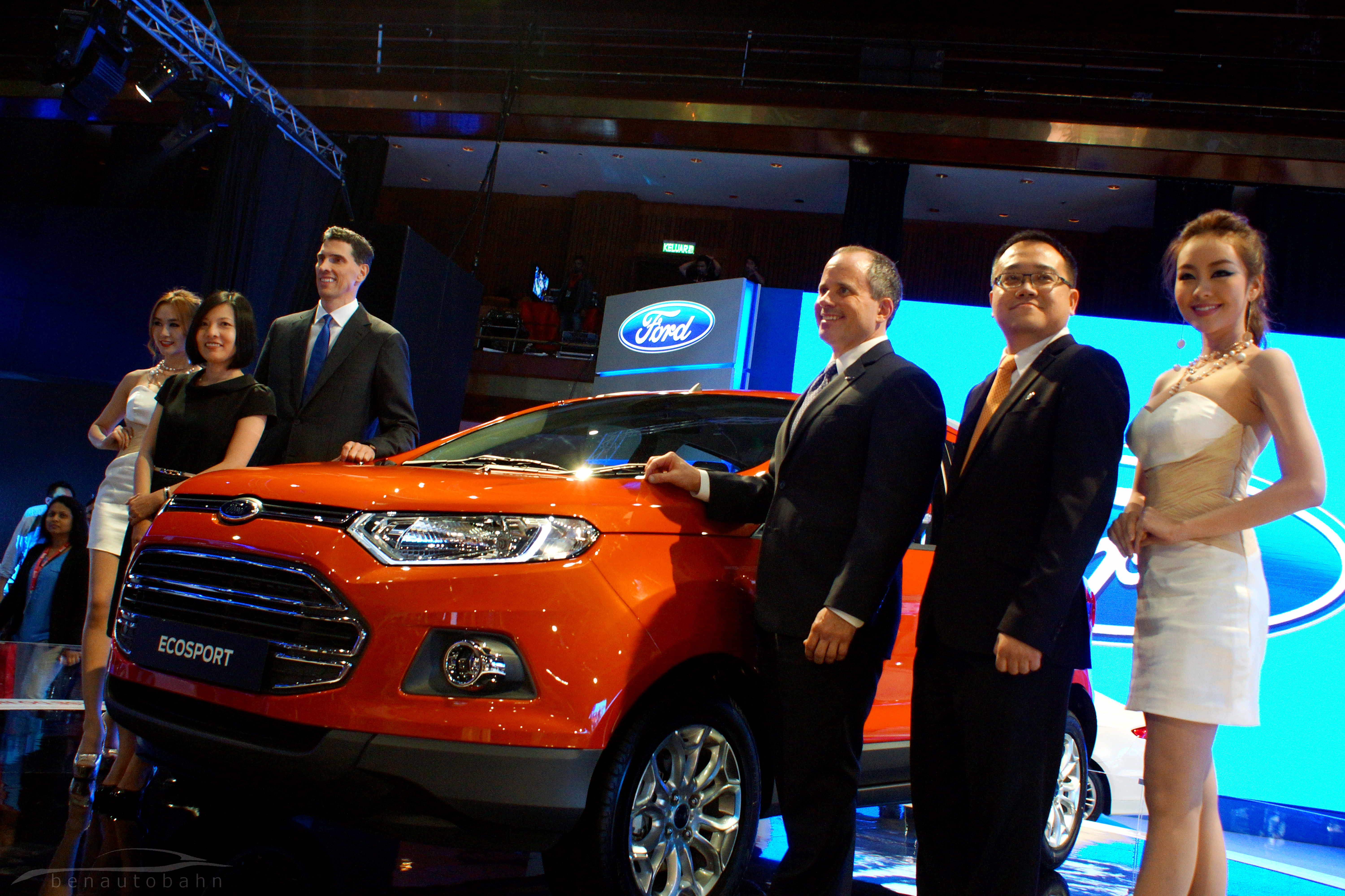 Ford EcoSport debut