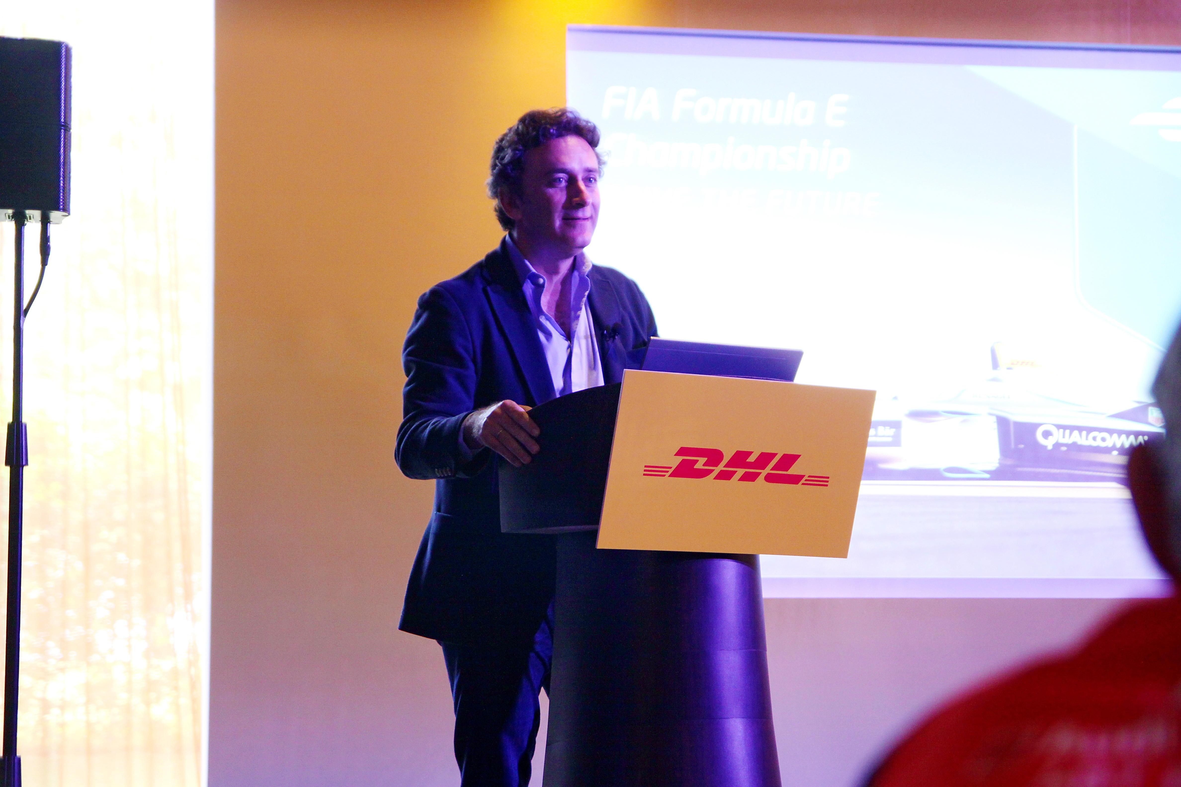 Alejandro Agag (CEO of Formula E)