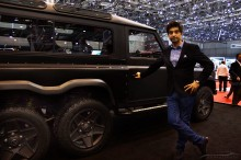 Afzal Kahn. The person behind Kahn Design.