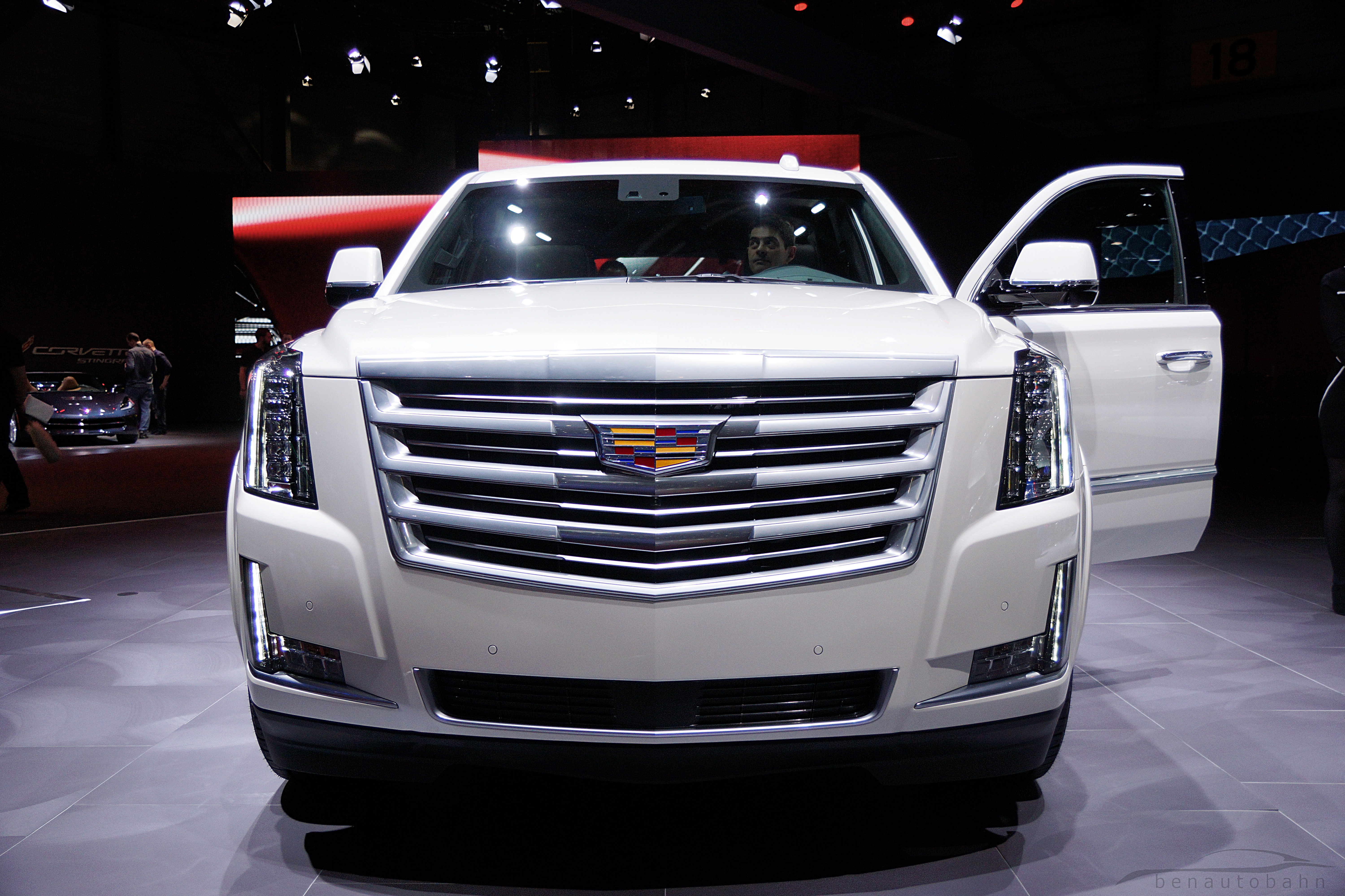 The new Escalade is a sale success for GM.