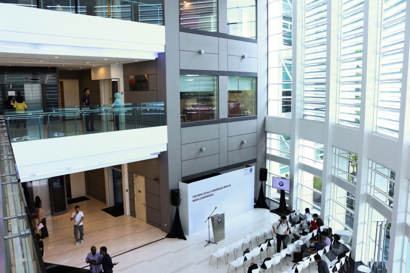 Grand opening of BMW Group Malaysia HQ